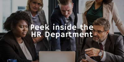 Behind the scenes: Peek inside the HR department
